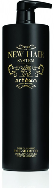 ARTÉGO New Hair System Pre-Shampoo, 1000ml
