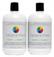 Vorschau: ColorpHlex Salon Kit, Step 1 und Step 2, jeweils 500ml