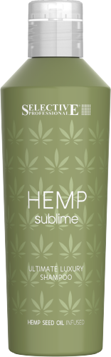 SELECTIVE Hemp Sublime Shampoo, 250ml