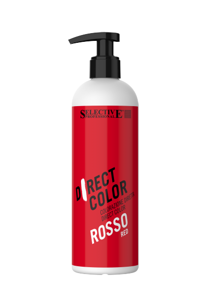 SELECTIVE DIRECT COLOR direktziehender Farbconditioner, rosso-rot, 300ml