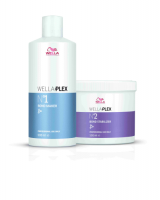 WELLA WellaPLEX Salon Kit No.1 & No.2, je 500ml