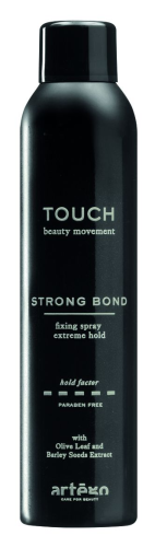 ARTEGO TOUCH Strong Bond Fixing Spray Extreme Hold, 250ml