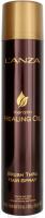 LANZA Keratin Healing Oil Brush Thru Hairspray, 350ml