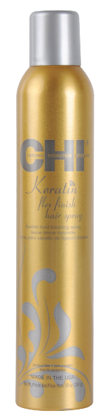 CHI Keratin Flexible Hold Hairspray, 74g