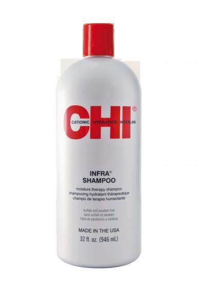 CHI Infra Moisture Therapy Shampoo, 946ml