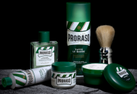 Vorschau: PRORASO Preshave Cream Green Refresh, 300ml