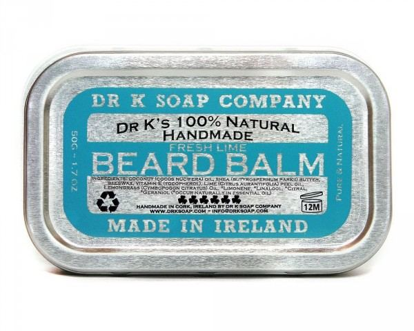 DR.K Beard Balm Fresh Lime, 50g