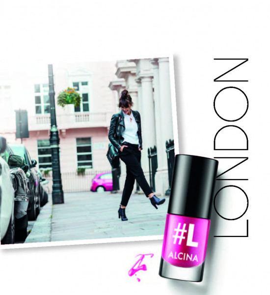 ALCINA Nail Colour London 080, 5ml