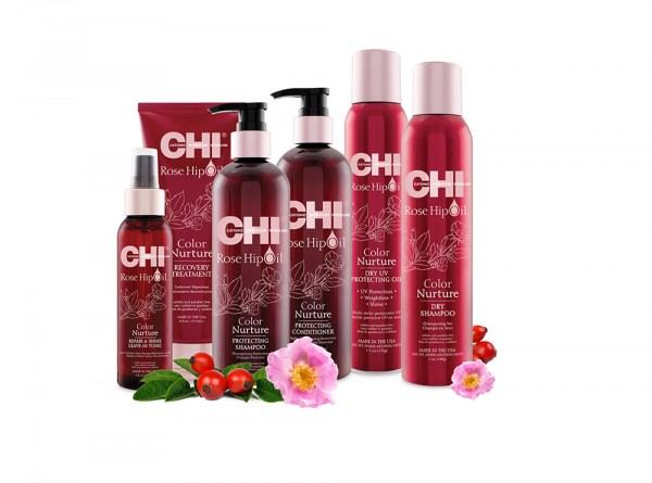CHI Rose Hip Oil Protecting Conditioner, 15ml