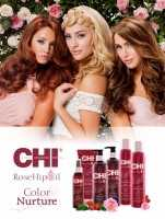 Vorschau: CHI Rose Hip Oil Protecting Shampoo, 15ml