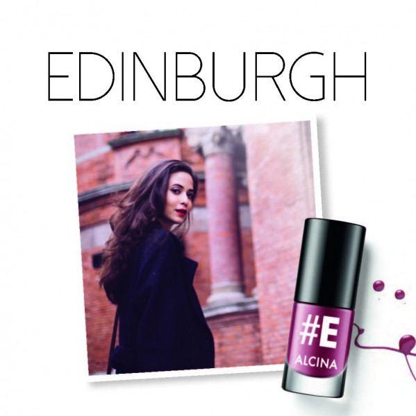 ALCINA Nail Colour Edinburgh 090, 5ml