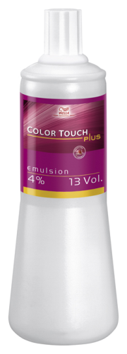 WELLA Color Touch Plus Emulsion 4%, 1000ml