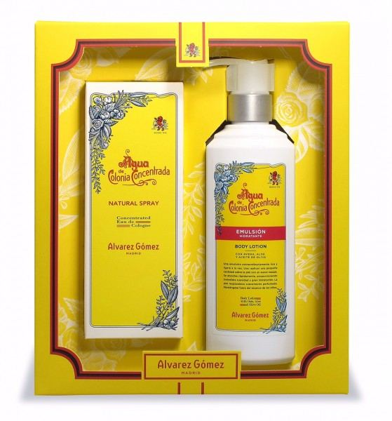 ALVAREZ GOMEZ Set EDC + Body Lotion, 300ml