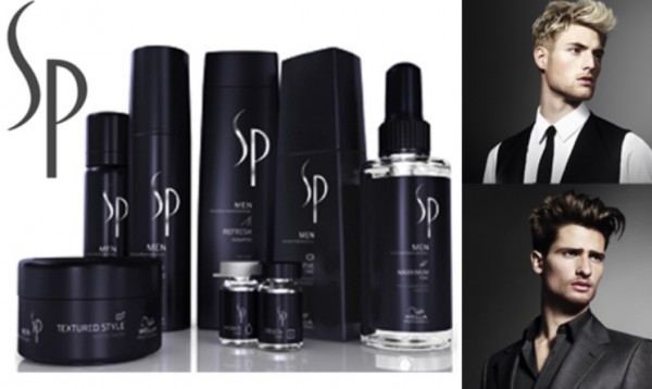 WELLA SP Men Senstitive Shampoo