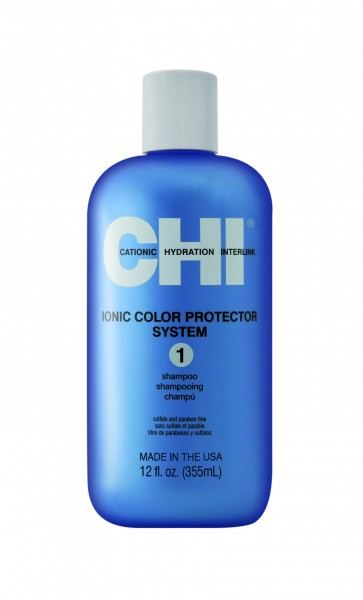 CHI Ionic Color Protector System Shampoo, 355 ml