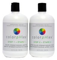 ColorpHlex Salon Kit, Step 1 und Step 2, jeweils 500ml