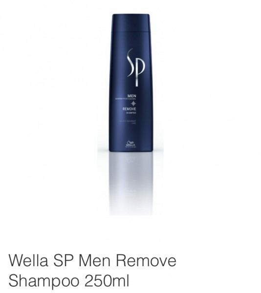Friseur Produkte24 - Wella SP Men Remove Shampoo