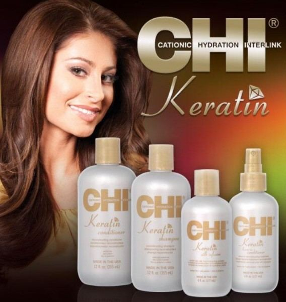 CHI Keratin Silk Infusion, 59 ml