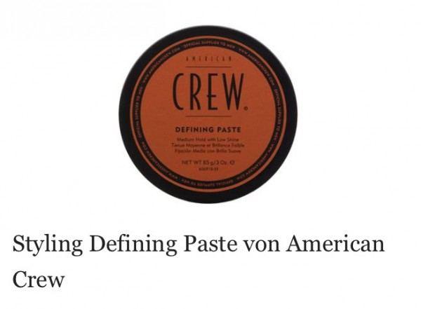 Friseur Produkte24 - American Crew Defining Paste