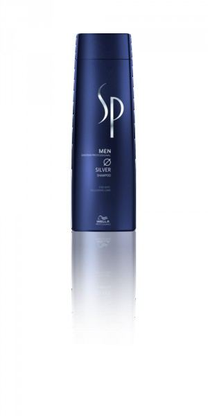 WELLA SP MEN Silver Shampoo, 250ml