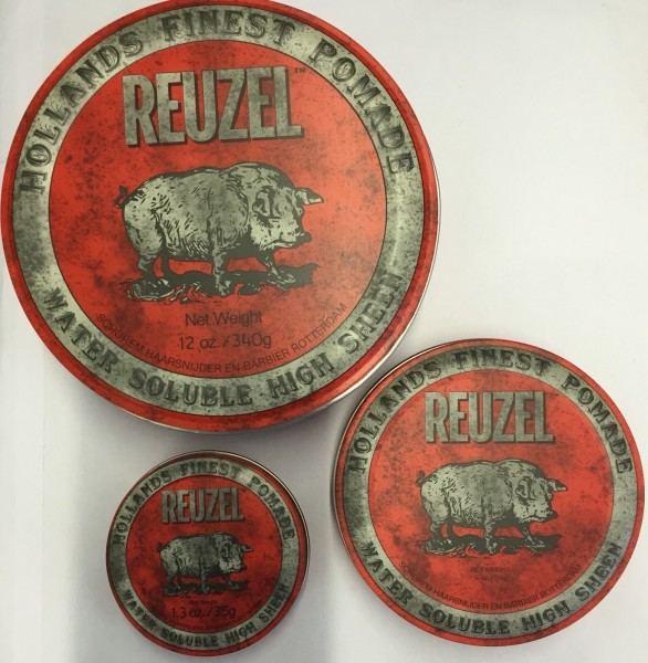 Friseur Produkte24, Reuzel Pomade rot