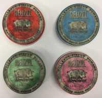 Friseur Produkte24, Reuzel Pomade green pink red blue