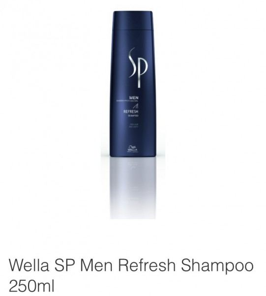 Friseur Produkte24 - Wella SP Men Refresh Shampoo