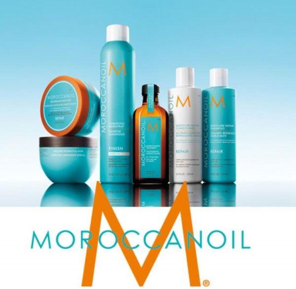 MOROCCANOIL Luminöses Haarspray Strong