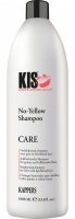 KIS Care No-Yellow Shampoo, 1L