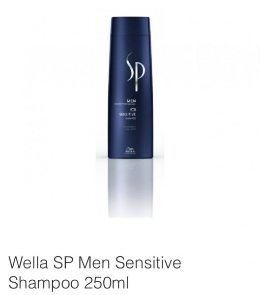 Friseur Produkte24 - Wella SP Men Sensitive Shampoo