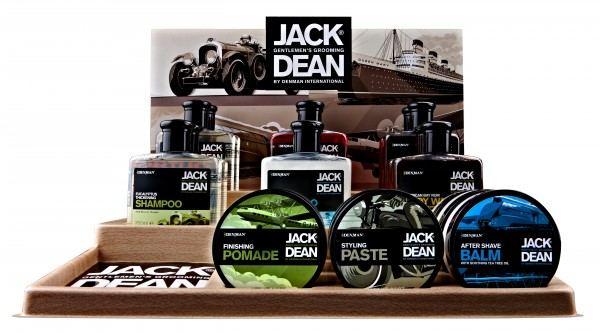 JACK DEAN Eucalyptus Shampoo für mehr Dichte, 250ml