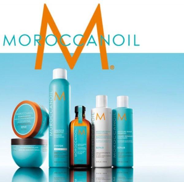 MOROCCANOIL Soft & Shine Sondergröße Öl 125 ml + gratis Handcreme 75ml